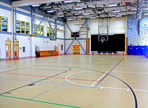 Phys ed facilities