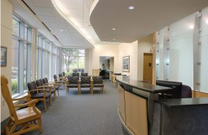 Oncology Waiting Area