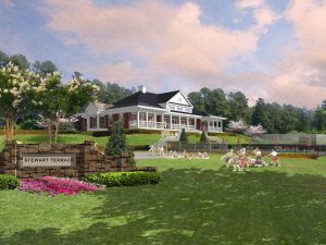Concept Stewart Terrace Clubhouse