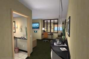 Guest Room from Entrance