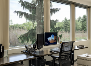Flexible work stations
